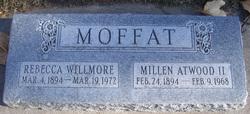 Millen Attwood Moffat, II
