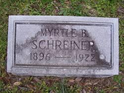 Myrtle Viola <i>Barton</i> Schreiner