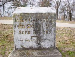 Mary <i>Strickland</i> Campbell