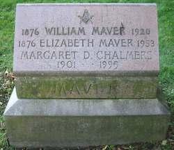 Margaret D Chalmers