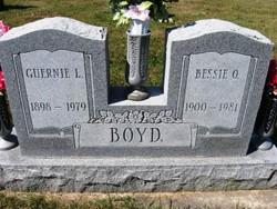 Bessie O <i>Calvin</i> Boyd