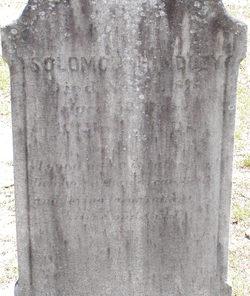 Solomon Hindley, Jr