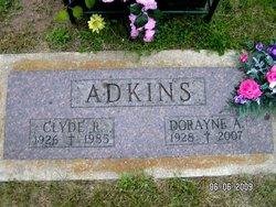 Clyde Roscoe Adkins