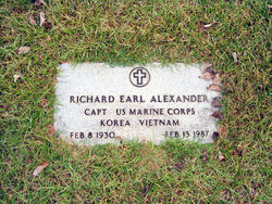 Richard Earl Alexander
