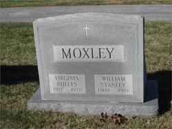 Virginia Hill <i>Phelps</i> Moxley