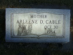Arleene D. <i>La Follette</i> Cable