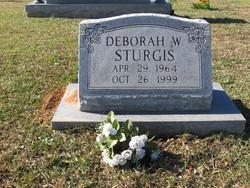 Deborah W. Sturgis