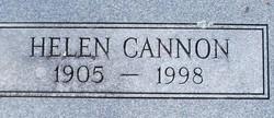 Helen R. Cannon