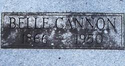 Malinda Belle <i>McIlroy</i> Cannon