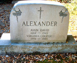 Virginia <i>Cooper</i> Alexander