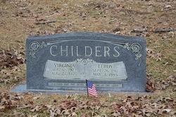 Charles Leroy Childers
