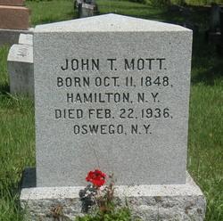 John T. Mott
