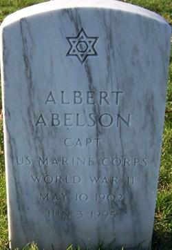 Albert Abelson