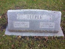 Vera Marie <i>Dall</i> Teeple