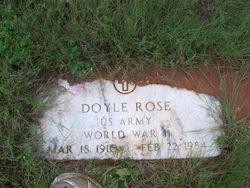 Doyle Rose