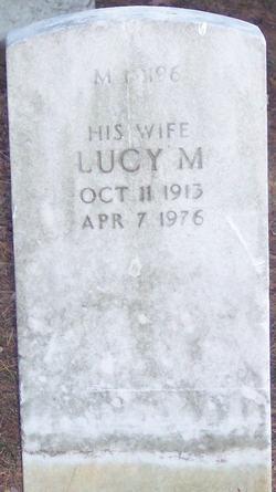 Lucy M Blake