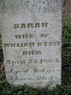Sarah <i>Walker</i> Bybee