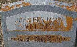 John Bernhardt Willemin
