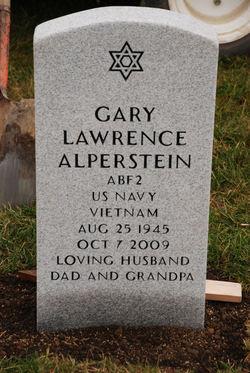 Gary Lawrence Alperstein