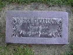 Lorna Hogan <i>Curtis</i> Carlson