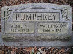 Arminella N Armie <i>Griffith</i> Pumphrey
