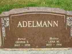 Lena M Adelmann