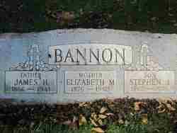Elizabeth M Bannon