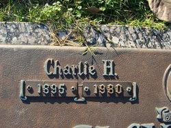 Charlie H Alexander