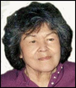 Gladys Gloria <i>Campbell</i> Afzal