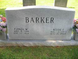 Flonza W. Barker