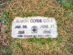 Almon Clyde Cole