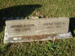 Sabina <i>Cromwell</i> Austin