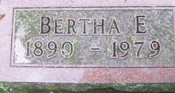 Bertha E <i>Pollock</i> Crisman