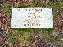 Mary C. <i>Livingston</i> Avinger