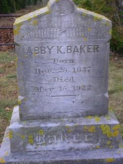 Abby K Baker