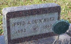 Fred A. Deininger
