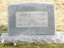 PFC Jerry Waine Steward