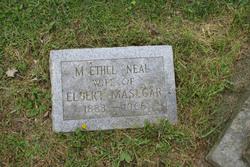 M. Ethll <i>Neal</i> Masecar