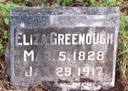 Eliza Greenough