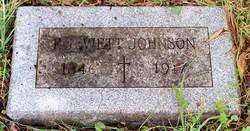 F. Jewett Johnson