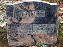 Bert Combs