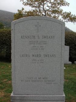 Gen Kenneth S. Sweany