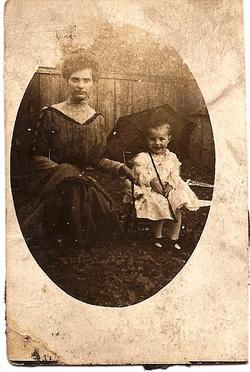 Nettie Pearl <i>Kissell</i> Beeson
