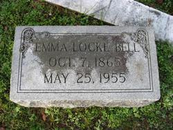 Emma O <i>Locke</i> Bell