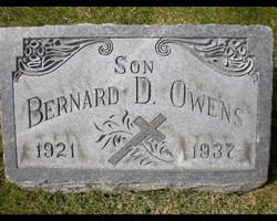 Bernard Daniel Owens