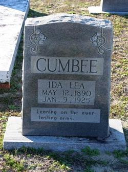 Ida Lee <i>Fulford</i> Cumbee