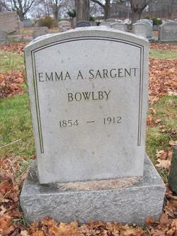 Emma A. <i>Sargent</i> Bowlby