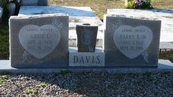 Annie Lillian <i>Fulford</i> Davis