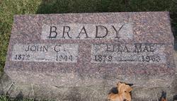 John C Brady