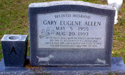 Gary Eugene Allen